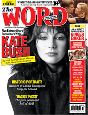 The Word Magazine Feb 2009 - Kate Bush