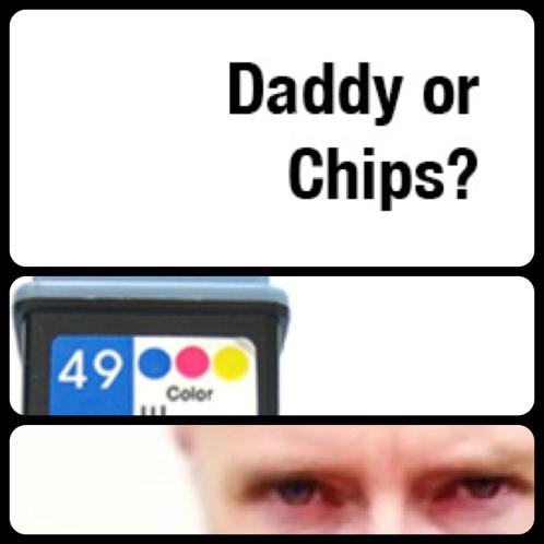 Artwork for Daddy or Chips? neunundvierzig mix