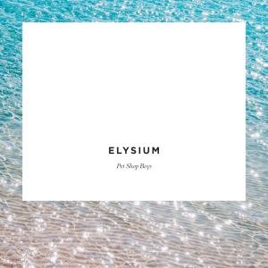 Pet Shop Boys Elysium album cover