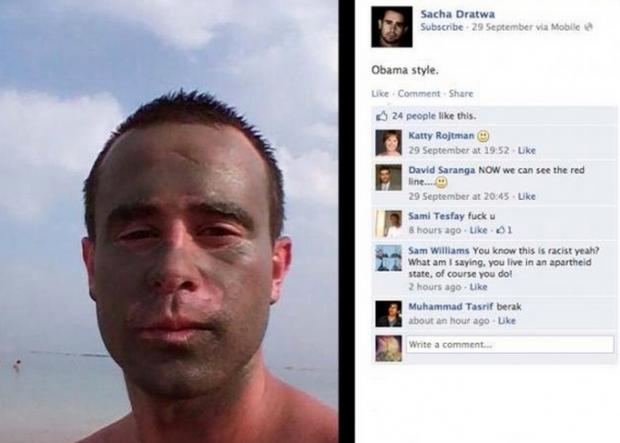 IDF Spokesman Social Media Fail