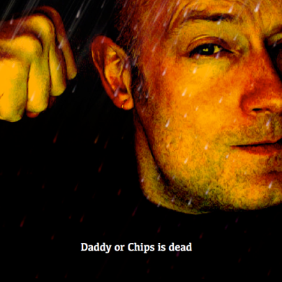 Cover art for Daddy or Chips is Dead Mix