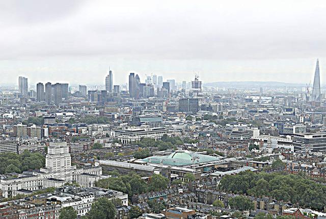BT London Gigapixel Panorama