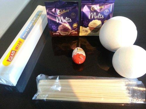 Boyfriend attempts to make Kinder Surprise egg for girlfriend's birthday.